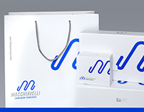 Macchiavelli Srl • Branding & Packaging design