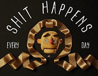 Shit Happens - a short stop motion movie