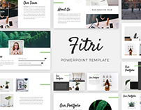 Fitri - Creative Presentation Template