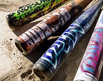 BATS - Wilson Teeball & youth baseball bats
