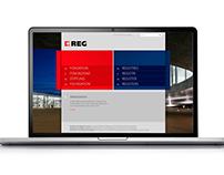 REG, Berne - Siteweb