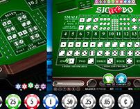 Online Casino Sci Bo, Craps Games