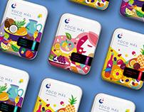 PocoMás - 手工軟糖品牌包裝設計專案
