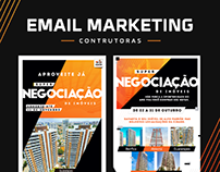 Construtoras | Email Marketing