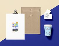 Ev Tekstili DECOHOME Logo Tasarımı