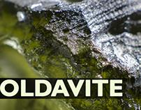 Moldavite Spot Motion Graphic for Monday Morning Mines