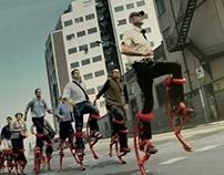 Barcelona Metropolitan Transport [Corporate Campaign]