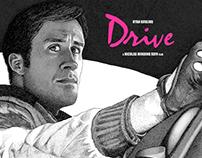 """Drive"" Poster, v. 1"
