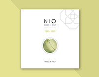 NIO | Brand Identity & Packaging