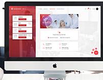 Hanze Print - Website design