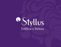 Logotipo Styllus Estética & Beleza