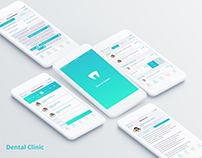 Dental Clinic | iOS Application