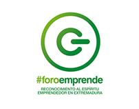 #foroemprende 2012 Extremadura