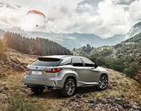 Lexus RX - Terrain Series