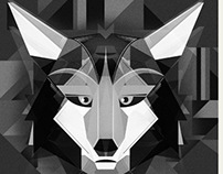 Wolf Print / Coming Soon