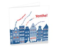 Hollands Geboortekaartje