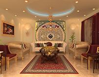 Priver Villa - Salon