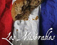 Poster for Les Misérables (musical)