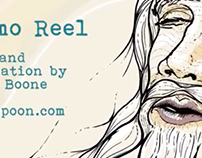 Demo Reel- Animation and Illustration