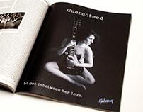 Guitar Ad Campaign
