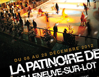 Patinoire de Villeneuve-Sur-Lot