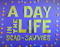 A Day in the Life - SCAD Savvies