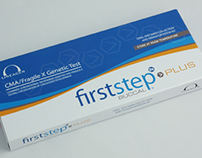 FirstStepDX Genetic Test Kit Package