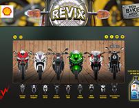Revix - Shell Advance Musical App