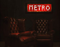 paris‬ ‎metro‬ sign ‎handmade‬ ‎lamp‬