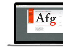 Typography Learning Tool