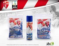 Calcio Padova Official Product design