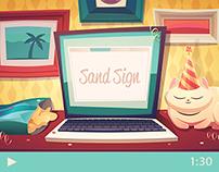 ► Sand Sign