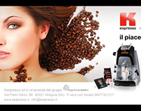 Kespresso / Brand & Advertising