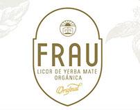 Licor FRAU Brand Identity