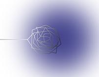 Il nome della Rosa. The universe is inside. Notebook