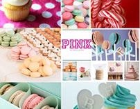 Victoria Secret PINK Special project