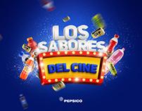 BTL- Convención de Cine Pepsico