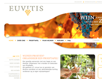 Euvitis wine webshop & 'Puur' concepts