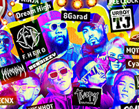 Hiphop wonderland