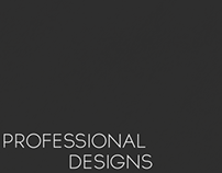 PROFESSIONAL DESIGNS