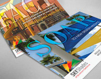 Direct Mail and Rack Card Design