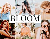 Free Bloom Mobile & Desktop Lightroom Preset