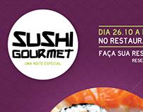 Sushi Gourmet - Outra Comunicação