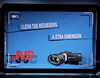 JVC - 3D live theatre