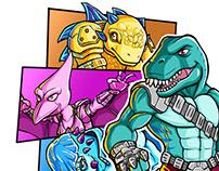 Dino Team