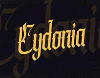 Cydonia   Blackletter Font