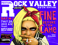 Rock Valley Festival 2012 Posters