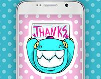 Dinow, Emojis for Nerd Universe