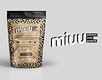Miuu | Cat food branding
