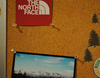Northface Stop Motion Digital Film